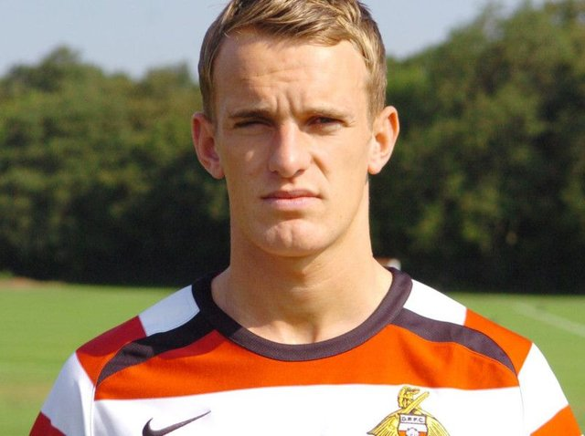 Former Doncaster Rovers star Dean Shiels.