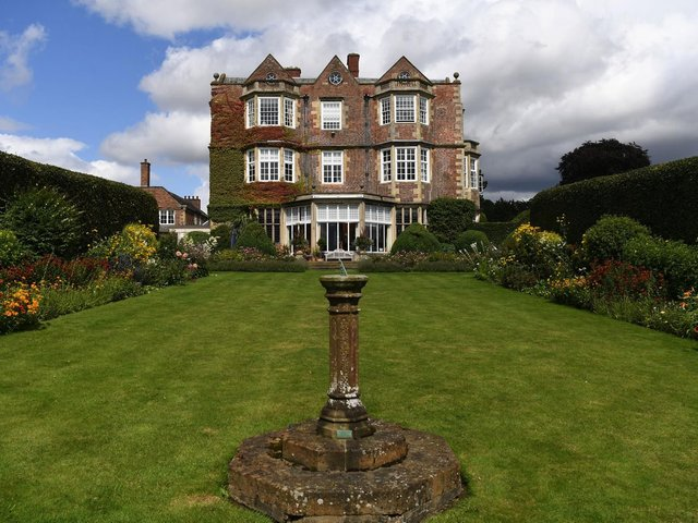 Goldsborough Hall The Yorkshire B B That Was Once Home To A Princess Yorkshire Post
