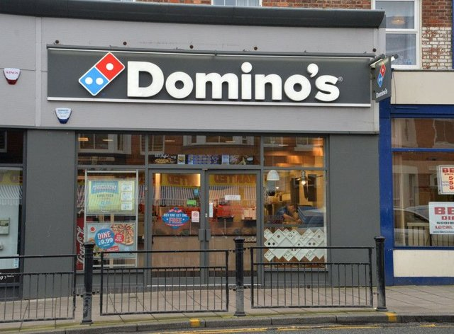 Domino's has delivered a trading update.  Photo: Anna Gowthorpe/PA Wire