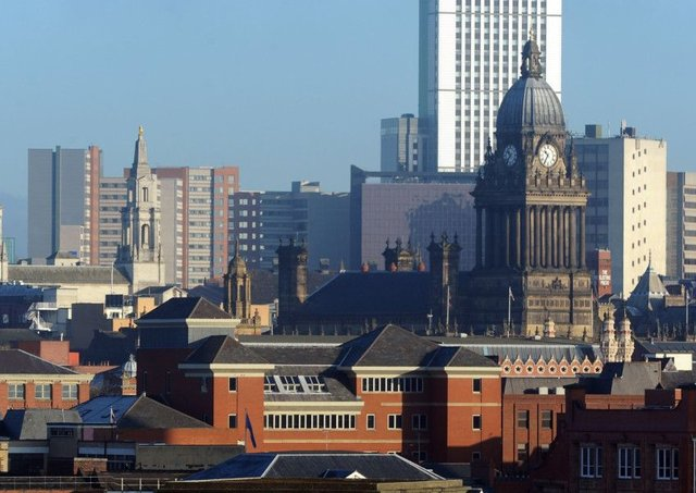 Is Leeds a city on the rise?