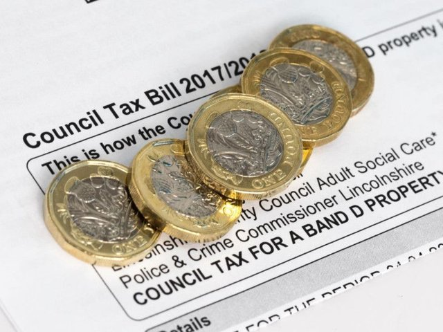 Missed council tax payments can result in huge bills. Photo: Shutterstock.