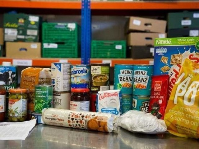 Food bank use has risen in Yorkshire, says the Trussell Trust.