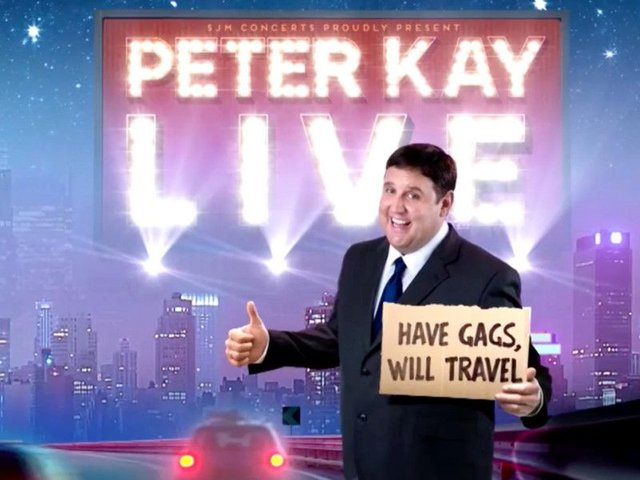 Peter Kay announces five extra dates including another Yorkshire night at Sheffield FlyDSA Arena