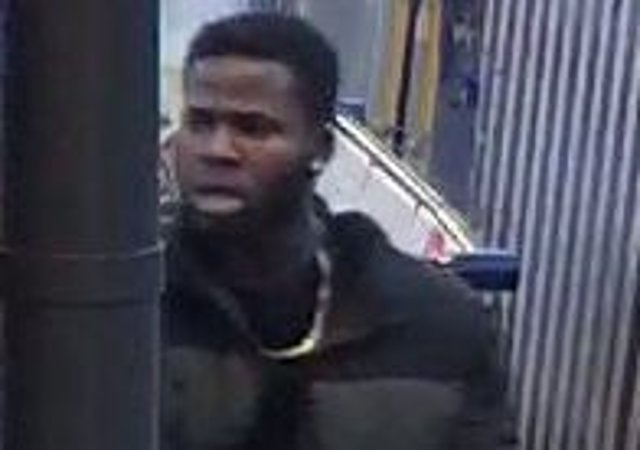 British Transport Police would like to speak to this man following an alleged assault at Wakefield Westgate station.