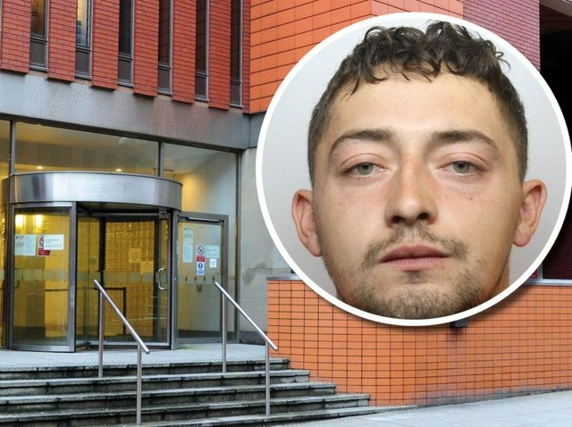 Carl Hartley was jailed at Leeds Crown Court