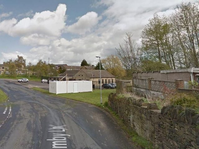 The pervert lived on Lumby Lane in Pudsey