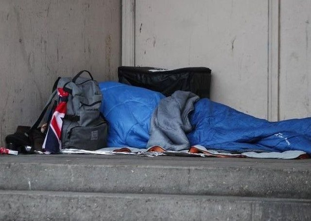 The government aims to end rough sleeping by 2027