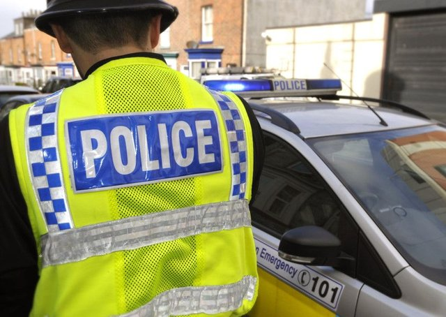 Police are investigating the attempted armed robbery in Chapel Allerton