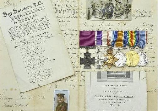 Lord Ashcroft buys Leeds Victoria Cross for nearly £300,000 at auction |  Yorkshire Post