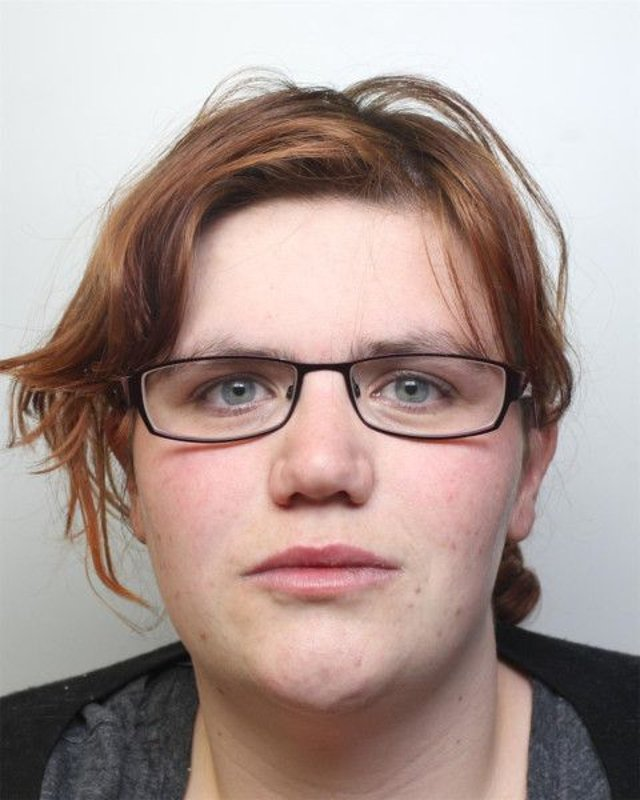 Louise Revson. Issued by West Yorkshire Police.
