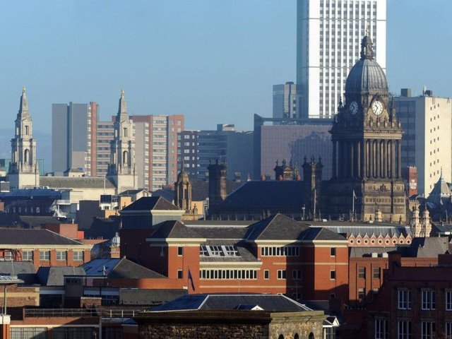 Will Leeds be the new home to a multinational finance company?