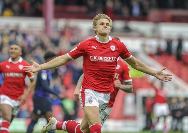 Brad Potts has left Barnsley to join Preston North End (Picture: Scott Merrylees).