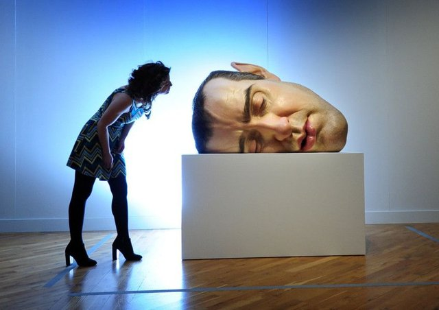 Eyes Wide Open Sea Of Hull Artist S Work Revealed For First Time Yorkshire Post