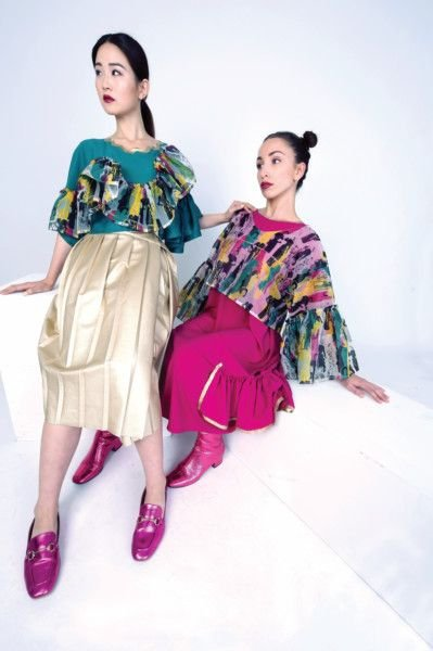 Fashion Matters Young Designers Create A Brave New World Yorkshire Post