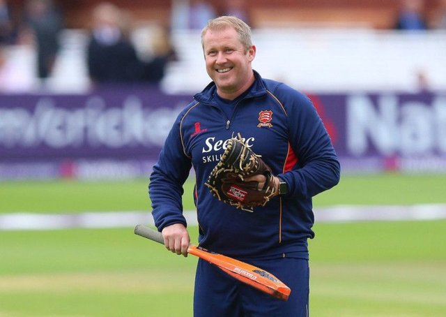 HELLO AGAIN: Essex head coach Anthony McGrath will return to former club Yorkshire in April with the 2017 champions. Paicture courtesy of Nick Wood/Unshaken Photography.