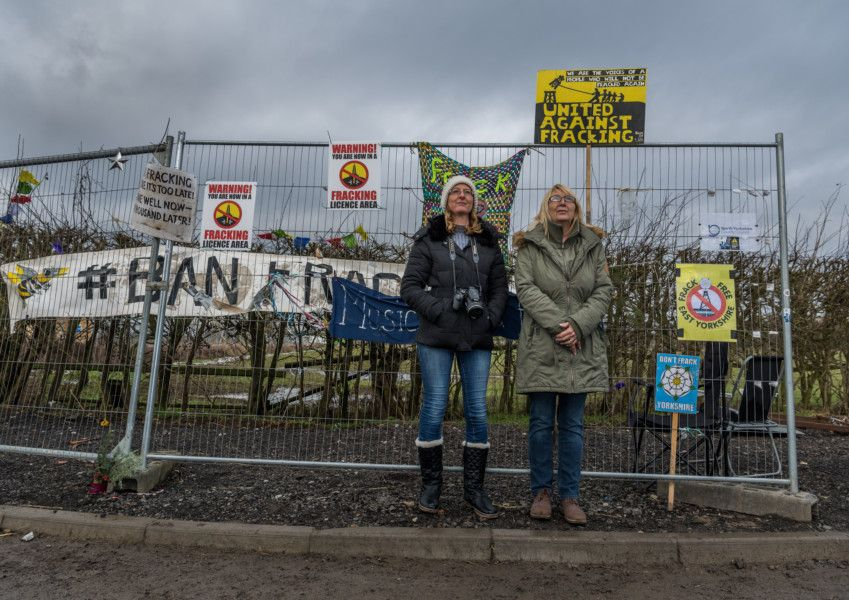 Fracking Battle Lines Are Drawn And Fracking War Is Just Starting Yorkshire Post