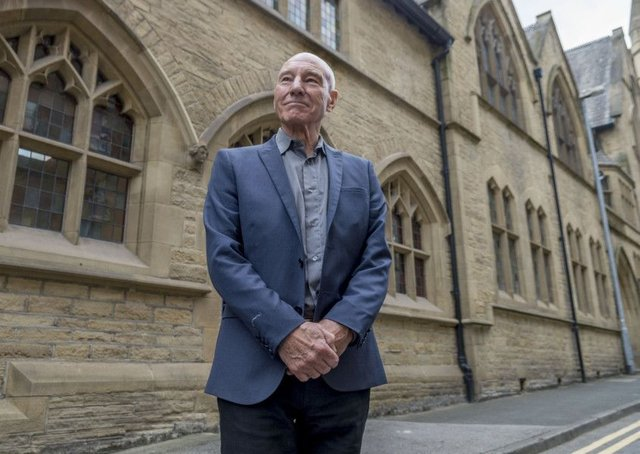 Sir Patrick Stewart Is Back In Huddersfield To Talk About His Remarkable Career Yorkshire Post