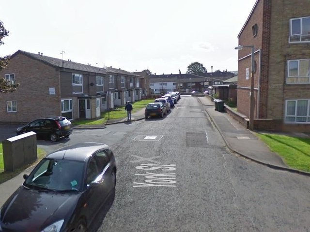 York Street, near York Crescent, Bingley. Picture: Google.