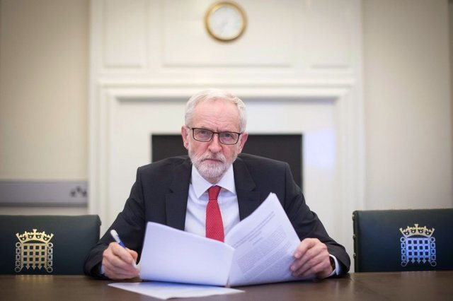 Labour leader Jeremy Corbyn is in the running to be the next Prime Minister (Photo: Stefan Rousseau - WPA Pool/Getty Images)