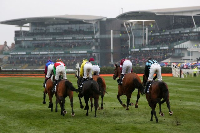 It's Grand National weekend - and organising your own sweepstake couldn't be easier (Photo by Alex Livesey/Getty Images)