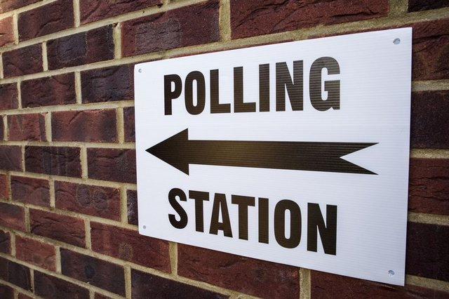 Polling stations have rules in place to ensure voting goes smoothly (Picture: Shutterstock)
