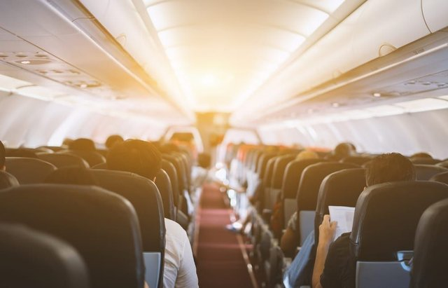 Would you pay extra to ensure a peaceful flight and extra room? (Photo: Shutterstock)