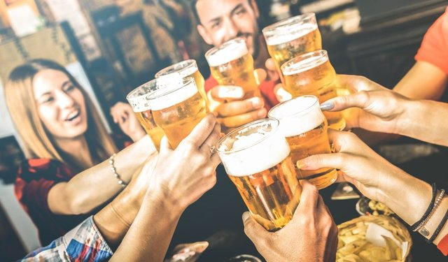 How does a free pint sound? (Photo: Shutterstock)