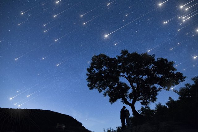 Will you be keeping an eye on the night sky? (Photo: Shutterstock)
