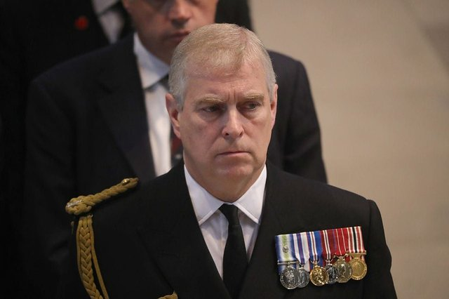 Prince Andrew has been compelled by US authorities to assist in their probe into Epstein. (Photo by Christopher Furlong - WPA Pool/Getty Images)