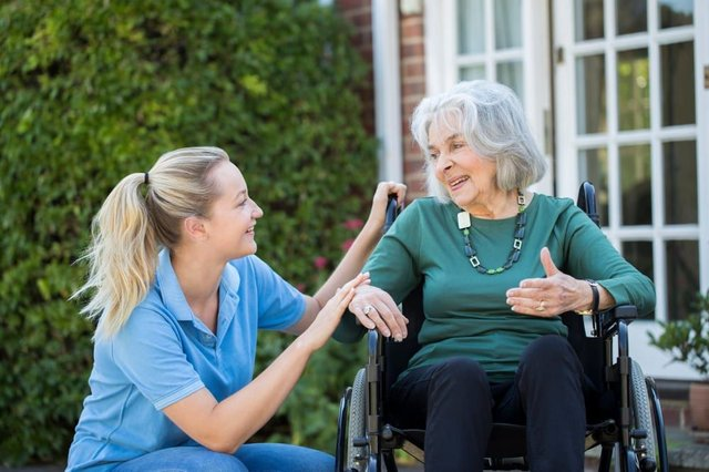 Carers Week is an annual event which takes place each year, celebrating the fantastic work of carers in the UK (Photo: Shutterstock)