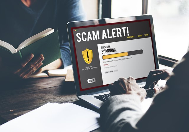 Have you seen any of these scams making the rounds? (Photo: Shutterstock)