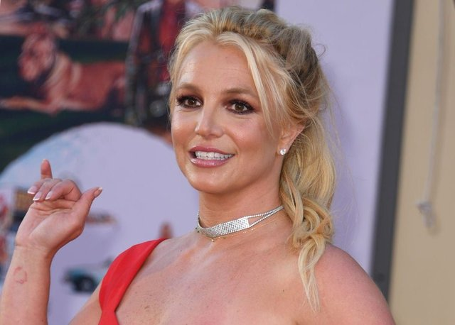 The Free Britney campaign first started over a decade ago (Photo: VALERIE MACON/AFP via Getty Images)