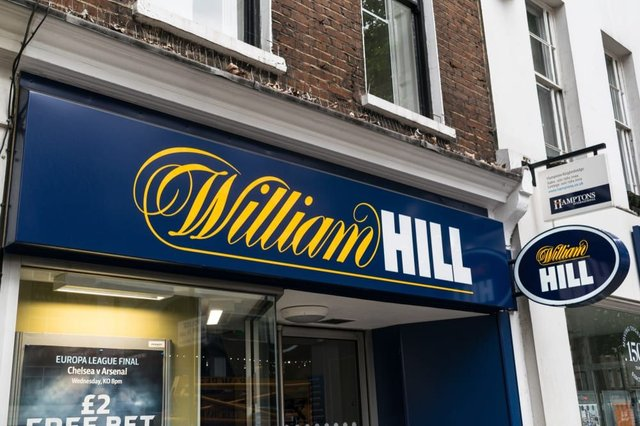 William Hill will not reopen 119 betting shops following the cornavirus induced lockdown (Shutterstock)