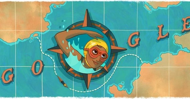 By age 11, she was already known as swimming prodigy (Photo: Google/Lavanya Naidu)