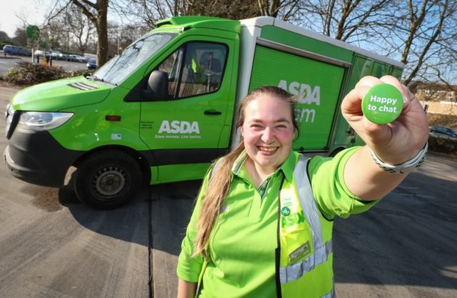 The badges had been launched towards the end of 2020 (Photo: Asda)