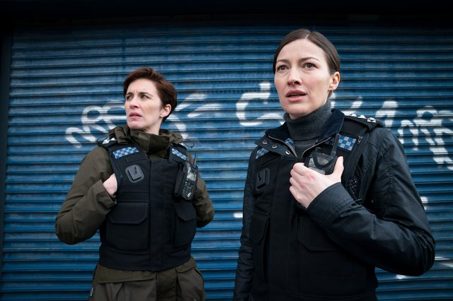 Anna Maxwell Martin will return to Line Of Duty on Sunday, the BBC has announced - (C) World Productions - Photographer: Steffan Hill