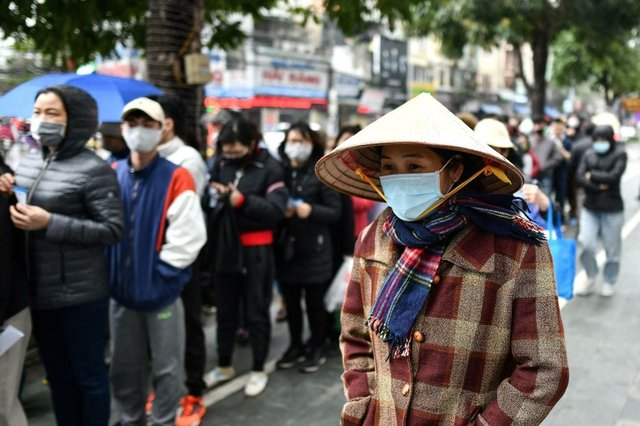 Vietnamese authorities have imposed travel restrictions and quarantine requirements (Photo: Getty Images)