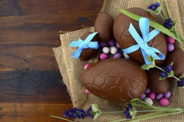 Which Easter egg would you choose? (Photo: Shutterstock)