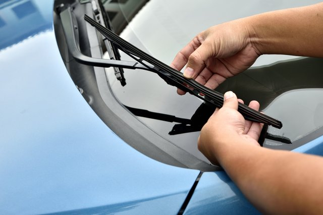 Millions of drivers risk being fined for faulty windscreen wipers - here's how to check them (Photo: Shutterstock)