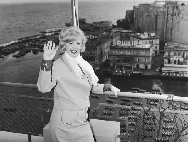 <p>Kathy Kirby. Photo: Getty Images </p>