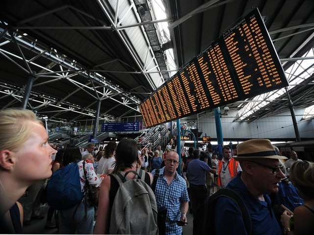 Rail service frequency should not be affected, claims Northern.