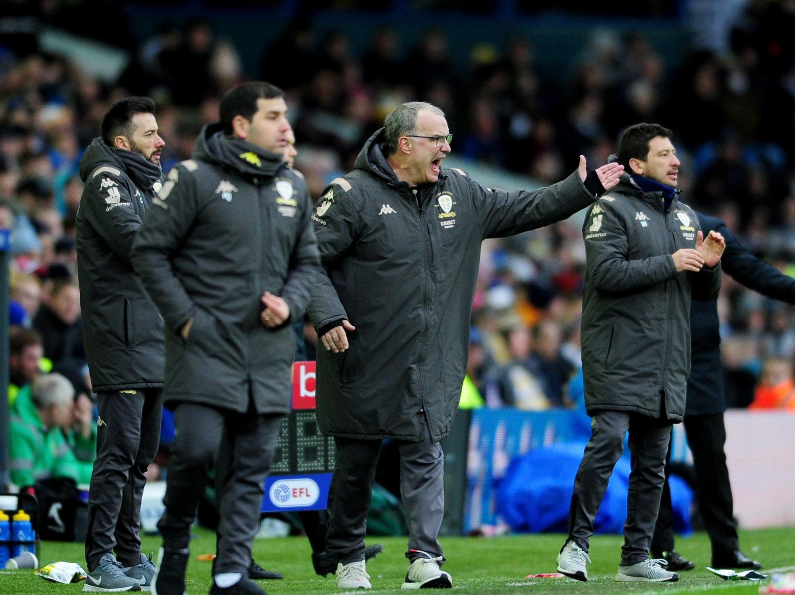 Leeds United Head Coach Marcelo Bielsa Provides An Update On Kalvin Phillips Yorkshire Post