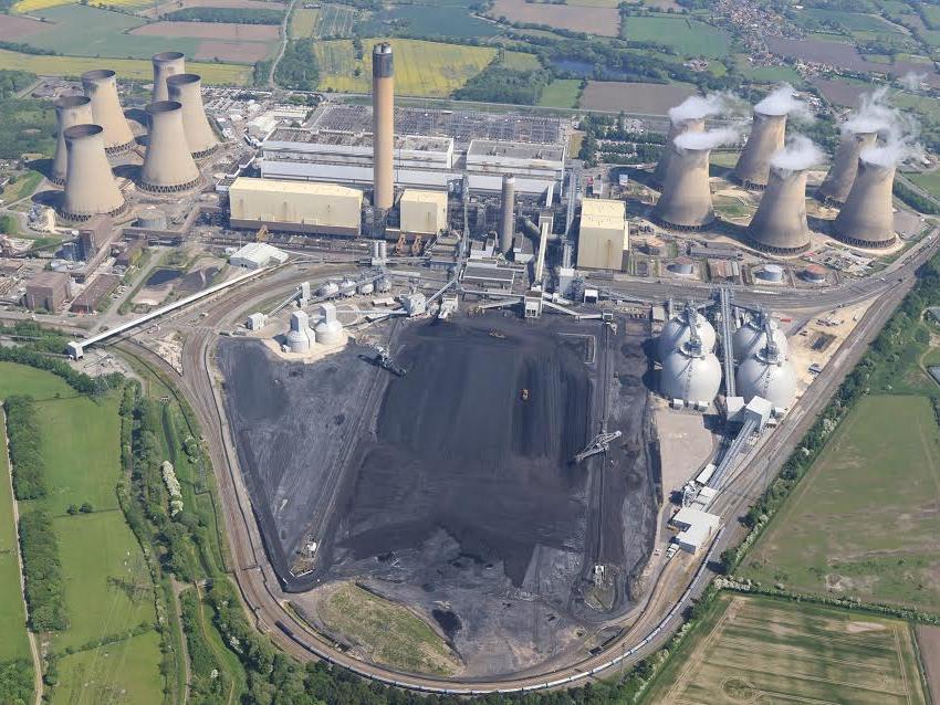 Drax warns of job losses at it announces plans to stop using coal