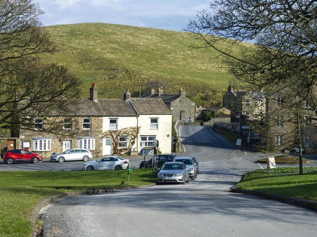 Bainbridge near Hawes in North Yorkshire is one of the villages in need of more affordable housing in the region. Photo credit: Tony Johnson