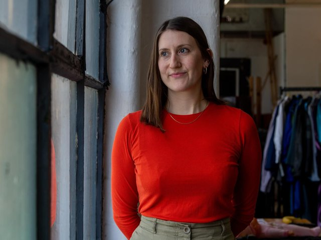 Theatre director and former Yorkshire Party candidate Tess Seddon, who is producing a musical on running for Parliament in Yorkshire