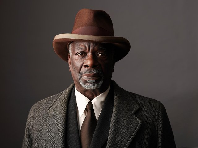 Joseph Marcell stars in Alone in Berlin being staged at Yorks Theatre Royal until March 21. Picture: Geraint Lewis.