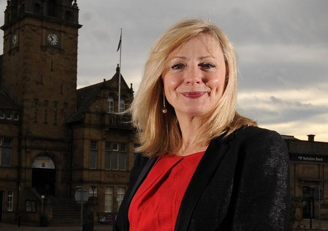 Tracy Brabin is the Shadow Culture Secretary.