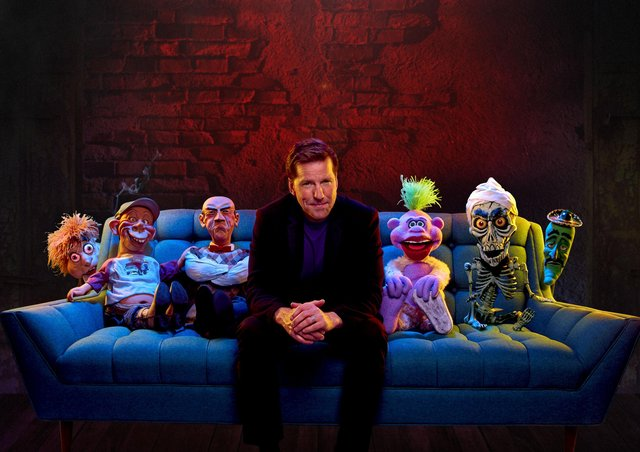 Jeff Dunham is due to appear in Leeds later this year.