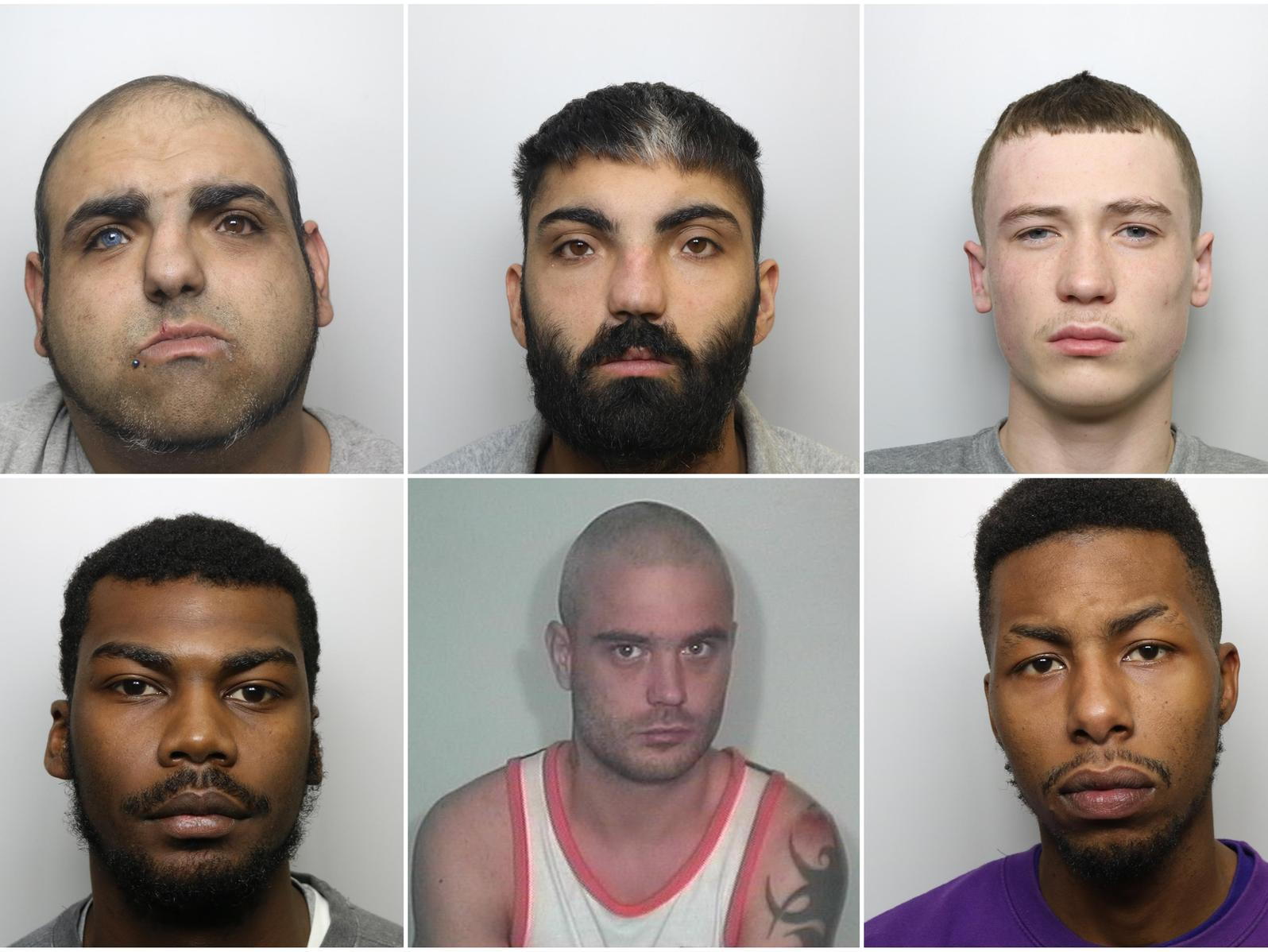 Drugs gang who sold cocaine and heroin on streets of Huddersfield jailed |  Yorkshire Post