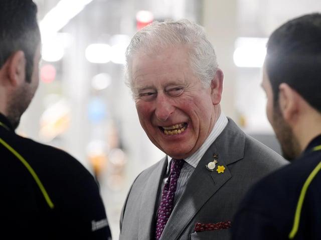 Prince Charles has tested positive for coronavirus.